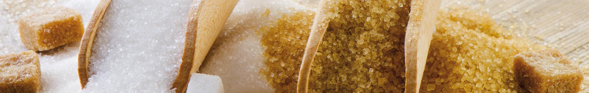 Sucres et produits sucrants