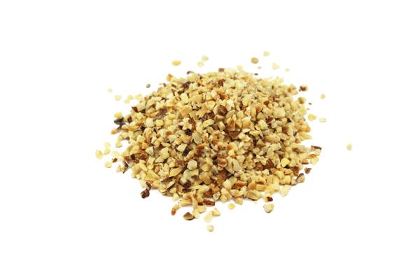 Noisettes granulats toastées biologiques