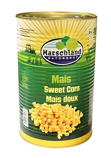 Maïs biologique