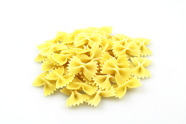 Farfalle blanches biologiques