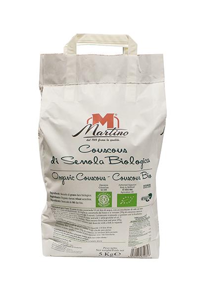 Couscous blanc qualité supérieure biologique