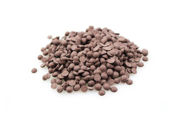 Pépites 12000 au chocolat noir 48% biologique sans lécithine