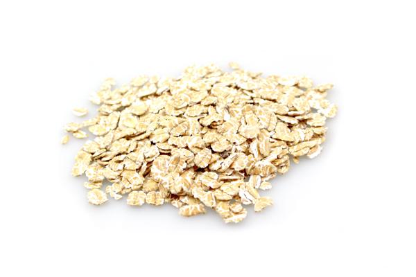 Flocons de blé biologiques