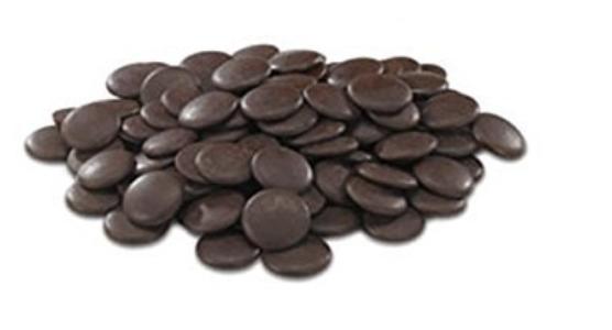 Chocolat de couverture noir 60% biologique sans lécithine en plaque