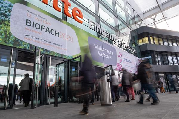 BIOFACH 2020, le plus grand salon mondial de l'alimentation biologique