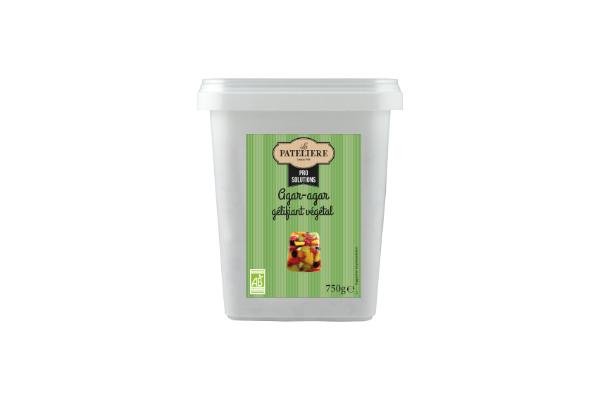 Gélatine végétale Agar agar biologique